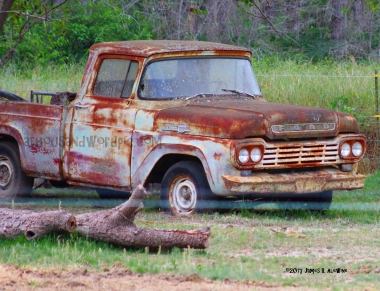 WATERMARKED VINTAGE TRUCK 3 posted