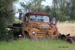WATERMARKED Vintage truck2 posted